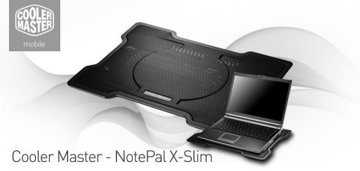 Slim FanLaptop cooler