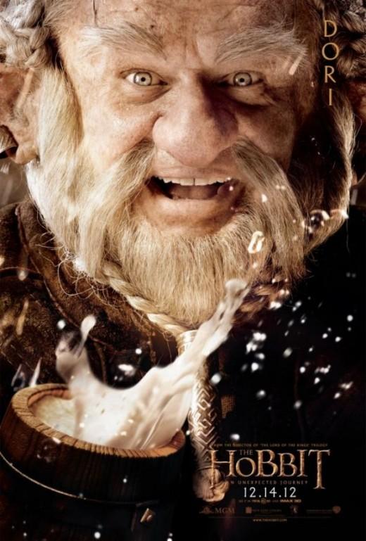 Hobbit Dwarves-Dori