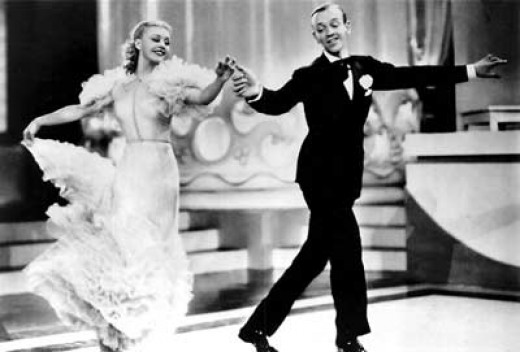 Fred Astaire And Ginger Rogers Heroic Dancing Virtuosos Heroes What They Do Why We Need Them