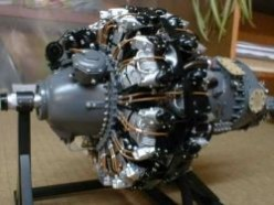 Radial Engines - The Benefits