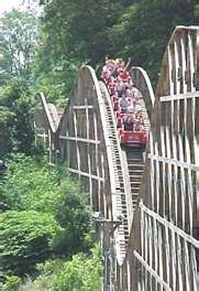 Deep hills keep riders floating on air throughout the ride.