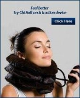Chi soft Neck traction device