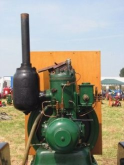 Vintage stationary engines