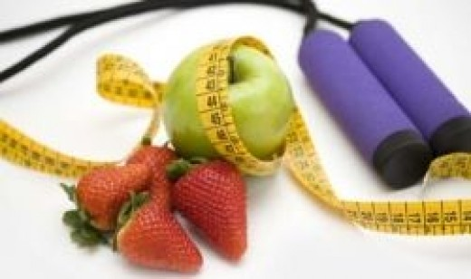 Nutrition plus fitness for extra height