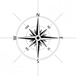 How to find the North without a compass