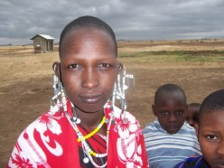 Living with the African Maasai Tribe