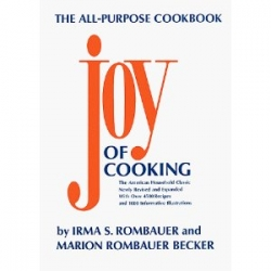 Joy of Cooking All Purpose Cookbook