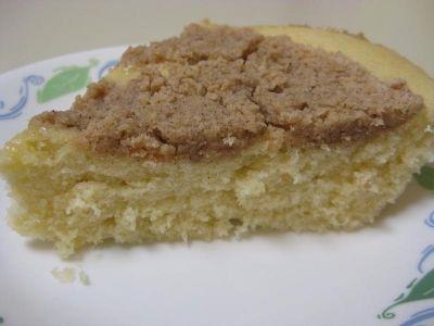 Crumb Coffeecake