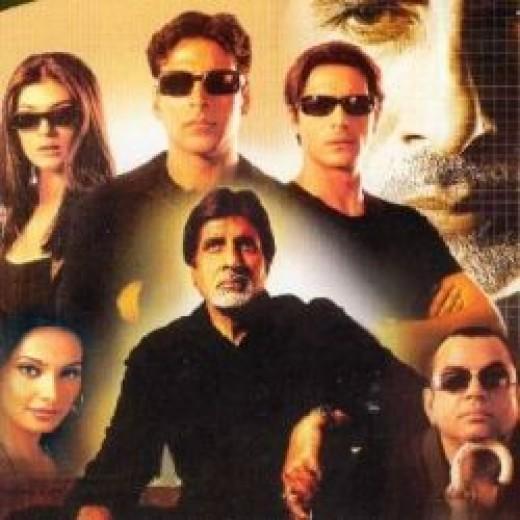 Ankhen - best crime films of bollywood