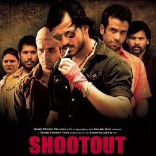 Shootout at Lokhandwala - best crime films of bollywood