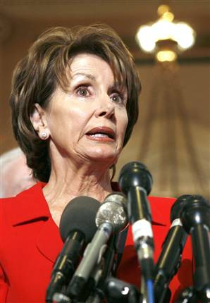 The Machine Has Targeted Nancy Pelosi To Blame For The Torture Issue And She Is In Full Retreat