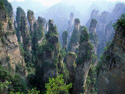Wulingyuan National Park in China