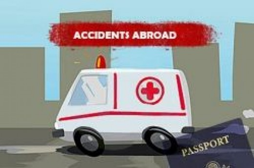 accedent abroad