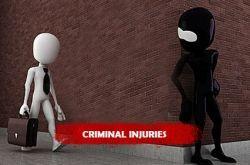 Criminal injuries