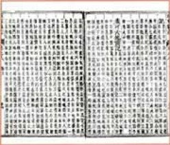Earthquake Records by Qin Keda