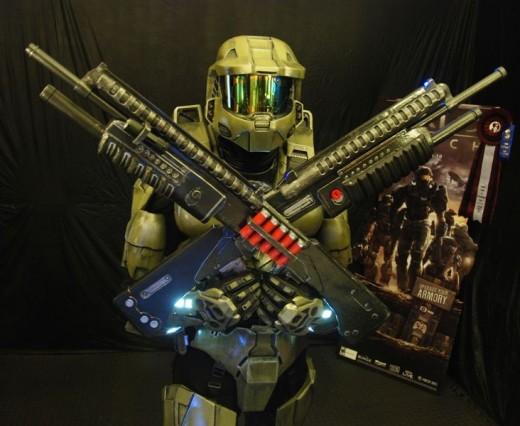 Master Chief's Epic Pic Pick