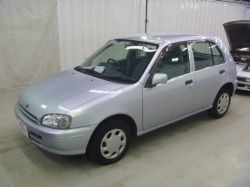 Used Toyota Starlet from Japan