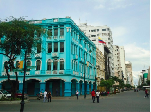 Guayaquil Down Town