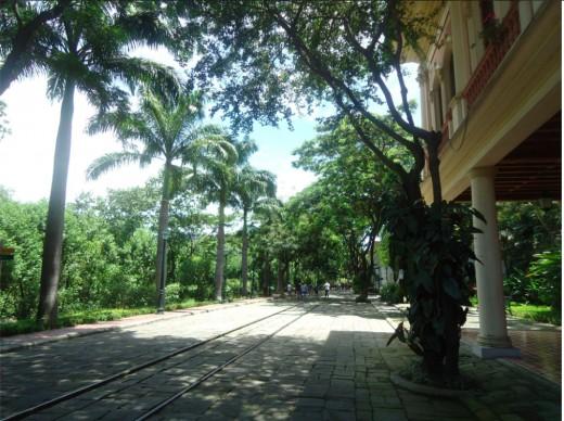 Parque histórico