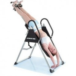 Inversion Table Comparisons - A Buyer's Price Guide