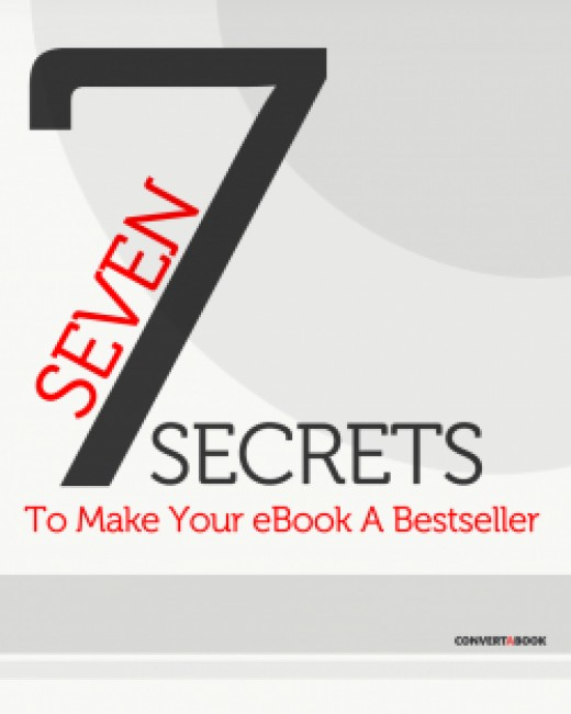 7 Secrets To Make Your Ebook A Bestseller