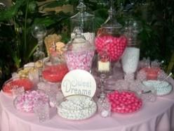 Candy Buffet Bar