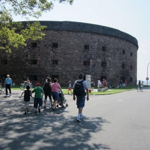 Castle William