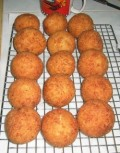 Arancini ~ Italian Rice Balls