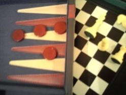 Chess or Backgammon - Which is Faster to Learn and More Fun to Play Win