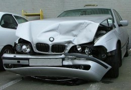 Poor driving in NY will land you a broken beamer