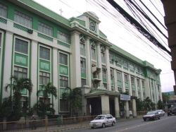 the University of San Carlos in Cebu City