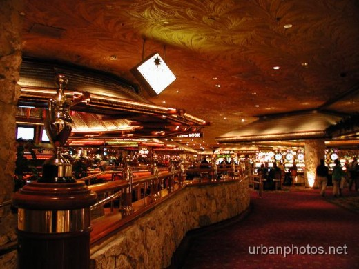 Inside the Mirage Las Vegas