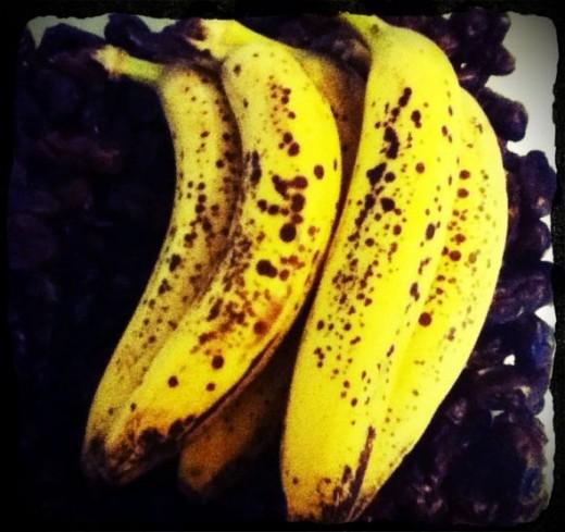 Banana and Dates
