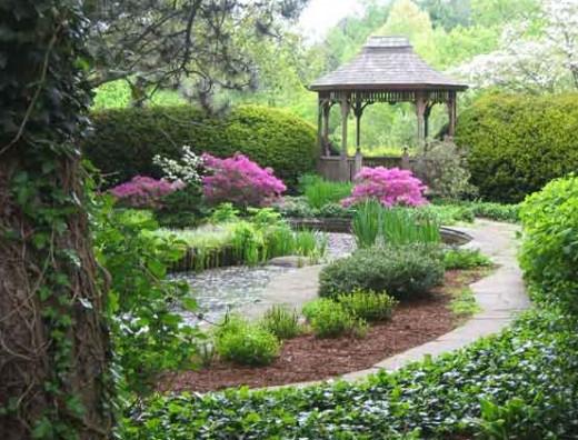 Enjoy your garden