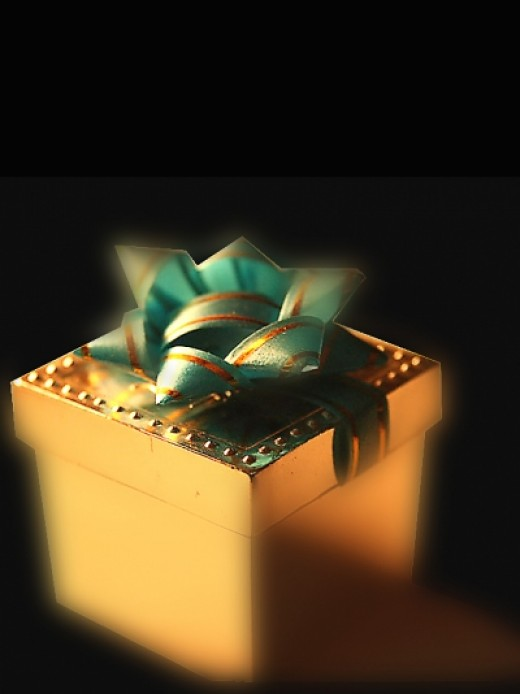 The Gift Of Your Dreams
