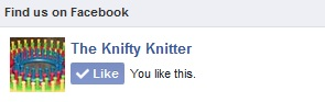 The Knifty Knitter Fan Page on Facebook