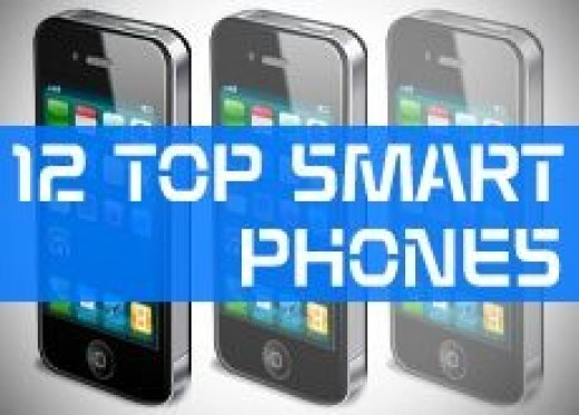 Top Phones For 2011