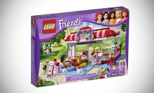 LEGO Friends City Park Cafe 3061