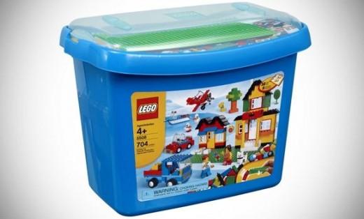 LEGO Bricks & More Deluxe Brick Box 5508