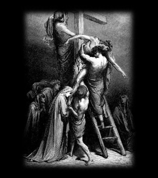 Removal of Jesus Christ's Body