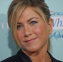 Jennifer Aniston head shot