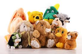 Stuffed Animals -- Plush
