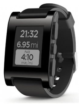 Pebble Watch (fitness tracking)
