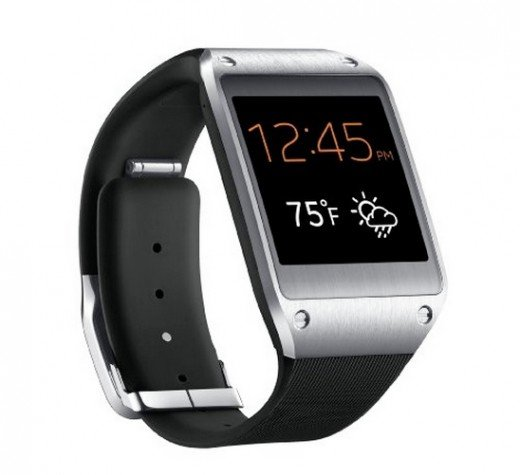 Samsung Galaxy Gear (black)