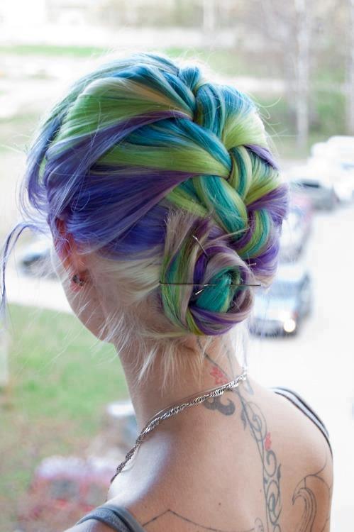 beautiful multi colors