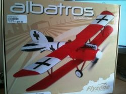 Rc airplane rtf