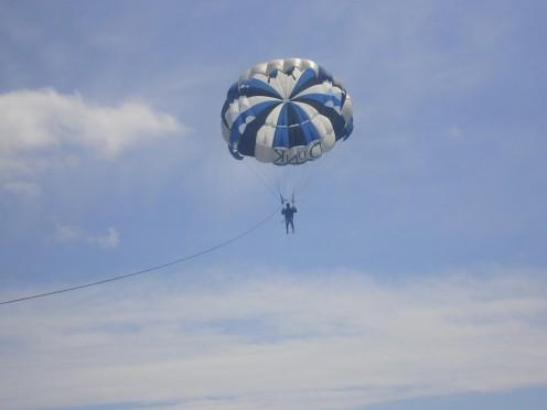 Para-gliding