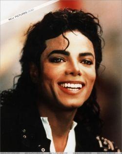 Michael's smile