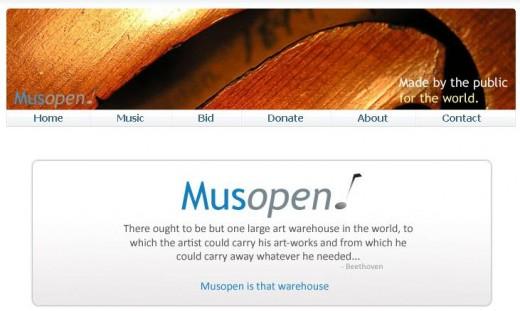 Snapshot taken from http://www.musopen.com/