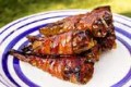 barbeque rattlesnake tail